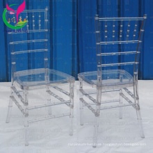 Wholesale Clear Resin Chiavari Chair Yc-A60-04