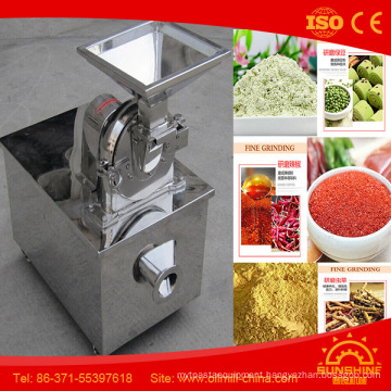 Good Efficiency Stainless Steel Chili Grinding Machine Prices