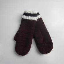 Custom Double Layer Knit Mitten