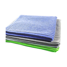 Microfiber Eco- friendly Bamboo Charcoal Cloth Cleaning Quick Dry Hair Towel For Curly Hair