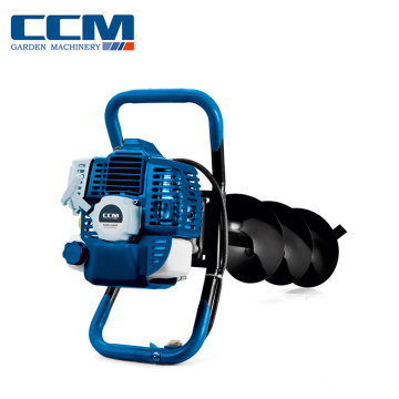 Chinese factory made hydraulic earth auger motor,loader with earth auger for digging hole
