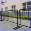 Temporary Hot Dip Events Galvanized Crowd Control Barriers for hot sale!!!