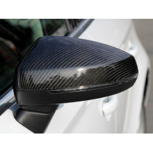 Luxury Carbon mirror cover