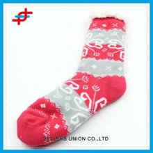 Новые разработанные домашние носки для молодых девушек, красивые и толстые теплые для зимней одежды 2016 года