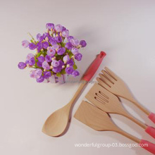 Colorful Kinds of Wooden Cooking Tool