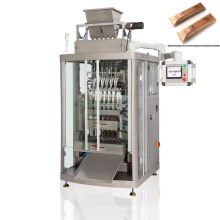 Máquina de envasado vertical en polvo de café en bolsitas pequeñas