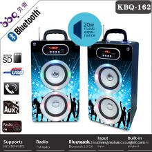 Hot promotional model number KBQ-162 portable speaker