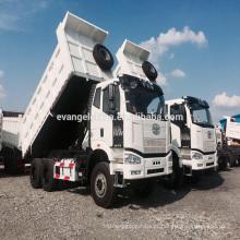 Preço de disconto do caminhão basculante de 375hp FAW 6 * 4