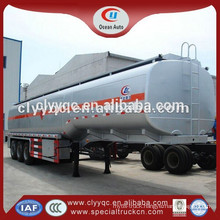 2015 for sale cheap 50000 liters flat bed semi trailer