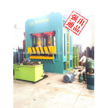 Molding press for wooden case/ Plastic pattle