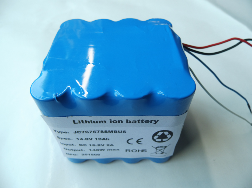 Lithium Battery Pack with Smbus