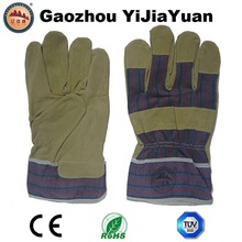 Pig Leather Working Gloves for Riggers