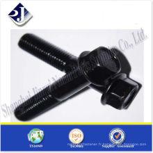 LONG NU ZINC ET NOIR TS16949 ISO9001