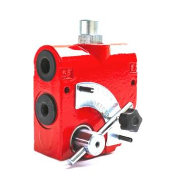 válvula de control de flujo manual
