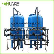 Filtro mecánico de acero inoxidable / filtro de carbón de arena