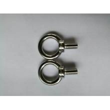La Chine fabricant Stainless Steel œil vis boulon écrou, boulon à œil ancre