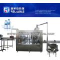 Small Pet Bottle Pressure Pure Water Filling Machine