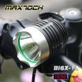 Maxtoch номер BI6X-1А 1000 Люмен 4*18650 Аккумулятор Кри XML-У2 легкий вес велосипеда