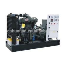 Generador con motor diesel de la serie 105 certificado ISO