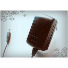 CE RoHS 100-240v AC 16V 600mA DC Alta Qualidade Switching Power Adapter