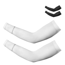 Ice Silk Sunscreen Sleeves for Men and Women UV Protection Summer Driving and Riding Outdoor Cool Arm Guard Sleeves