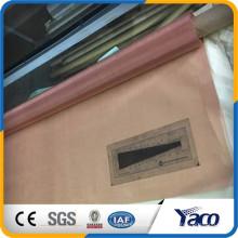 Maille de fil de cuivre pur de haute qualité, fabrication de fil de cuivre