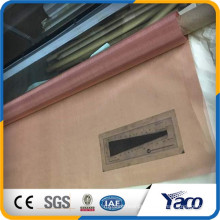 High quality pure copper wire mesh, copper wire netting