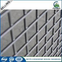 Memperkuat Steel Galvanized Welded Mesh Fence
