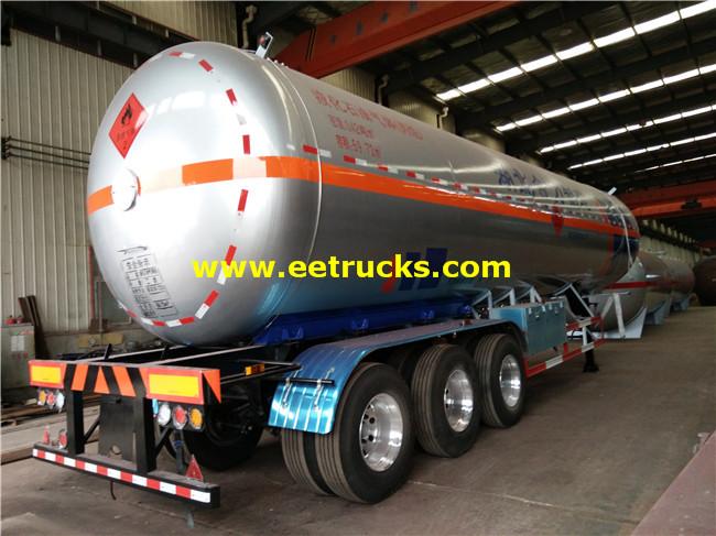 Propane Semi-trailer Tankers
