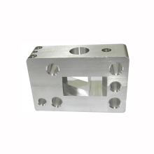 Customized Cnc Machine Parts Precision Aluminum Cnc Machining Milling Parts