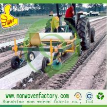 Material no tejido para la agricultura