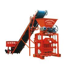 New making machines QT4-15 all concrete block machine manufacturers in china