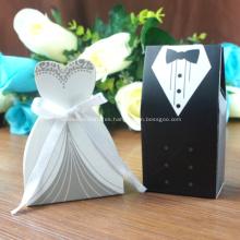 recuerdos de regalos de boda caja de embalaje