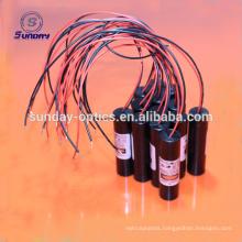 Blue Cross laser module 405nm 1mw 5mw 10mw 22mmx110mm