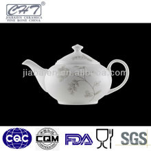 A053 Good quality ceramic restaurant tea pots teapot
