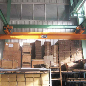 2 tonelada Isang Girder Suspended Electric Crane