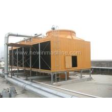 500t Torre de enfriamiento de flujo transversal de gran capacidad