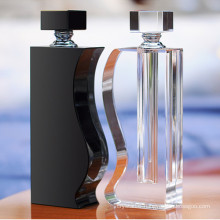 Innovative Crystal Glass Perfume Bottle for Wedding Gift