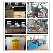 PA/nylon pipe extruder making line