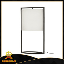 Hot Sale Modern Hotel Room Metal Table Lamp (KAM112311)