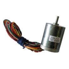 Water pumps high speed brushless dc motors copper windings Hall sensors