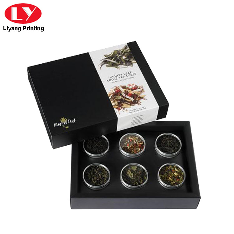 Black Tea Boxes