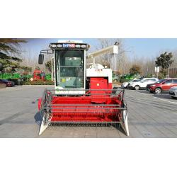 Agricultural Equipment  Mini Rice Wheat Combine Harvester Delivery Time 30 days