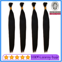 Wholesale All Length Natural Bulk Hair for African American