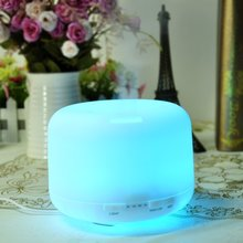 500ml Private Label Ultrasonic Aroma Oil Diffuser