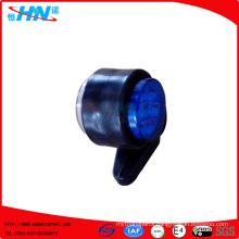 White-Blue 24V LED Truck Signal Light