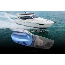 HF-6601 (006) 120W Aspirateur de voiture portable 12V 4 IN 1 Haute puissance Wet & Dry à double usage Super Aspiration Dust Buster Pompe gonflable