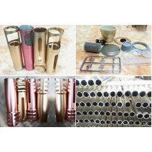 Piezas de torno CNC para micrófono