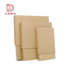 Fabricants de boîte de carton plat décoratifs faits sur commande professionnels