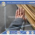 imperméable à l'eau claire douche plexiglass